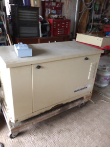Guardian Automatic Home Standby Generator