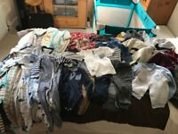 9-12 months baby boy bundle