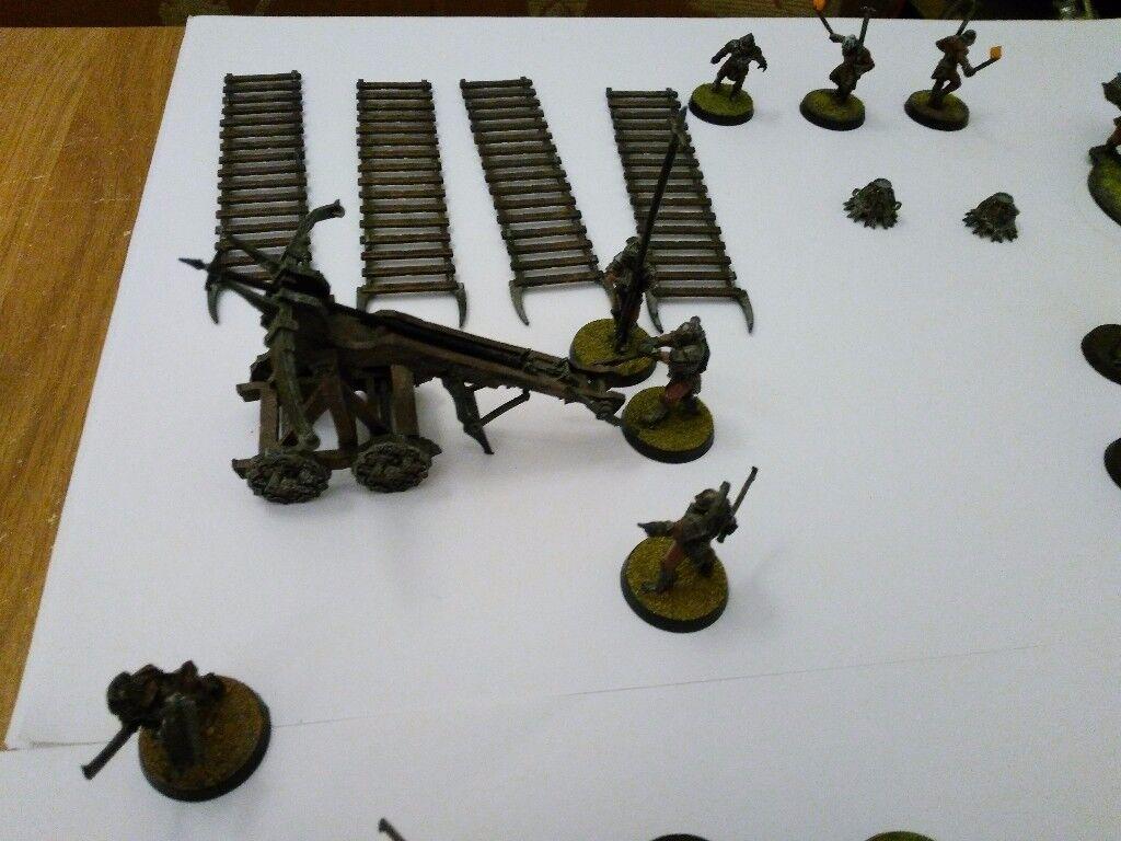 Warhammer LOTR Uruk Hai job lot