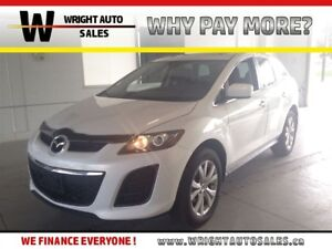 2011 Mazda CX-7 AWD SUNROOF LEATHER 68,026 KMS