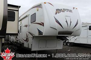 2010 Keystone RV RAPTOR 361LEV