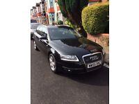 Audi A6 Avant Estate - Quattro; Diesel, Automatic, Black, Full Infotainment Pack, Leather Seats