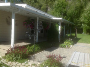 PARK MODEL FOR SALE IN GREENWOOD, BC