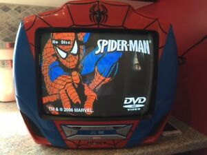 "Spider-Man 13"" TV/DVD Combo"