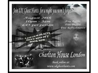 Haunted House Investigation