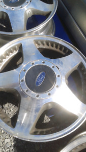 """Mags Aluminum Ford Windstar 16"""" 5X108"""