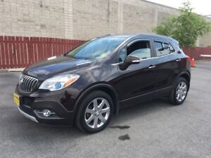2014 Buick Encore Automatic, Leather, AWD Only 55, 000km