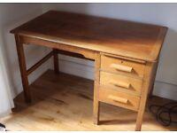 Lovely vintage wooden desk