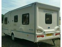 2004 BAILEY DISCOVERY 5 BERTH WITH FIAMMA AWNINGS AND LOTS OF EXTRAS