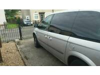 Chrysler grand voyager 2002