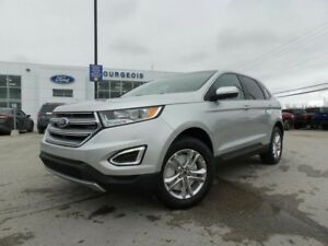 2017 Ford Edge SEL 2.0L I4 ECO 201A