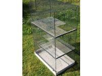 Multi Level Pet cage