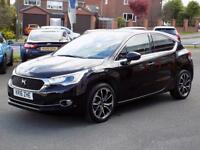 DS DS 4 2.0 BLUEHDi PRESTIGE 5dr 150 BHP * Sat Nav * *Huge (black) 2016