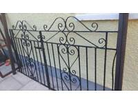 Garden/drive gates