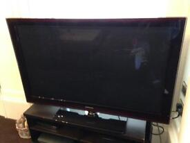 "Samsung 1080P Plasma HD 50"" TV"