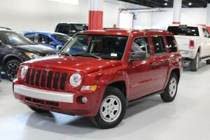 Jeep Patriot SPORT 4D Utility 2WD 2007