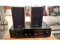 Denon PMA-350II stereo amplifier