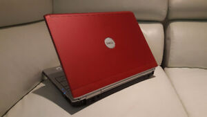 """Dell XPS Inspiron 1720 Gaming Laptop 17"""" Ruby Red"""