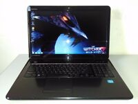 "GAMING DELL 17,3"" FHD- INTEL CORE i7 - DEDICATED NVIDIA - 800GB - 12 GB - WARRANTY - UK DELIVERY"