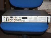compacks dvd cd recorder of tv mp3 plays dvds cds with users manuel