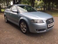 Audi A3 1.9 Tdi Sport 5 door Diesel 2004 *Full Service History*Cambelt Changed Fantastic Condition*