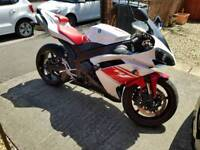 2009 yamaha r1 4c8 excellent condition
