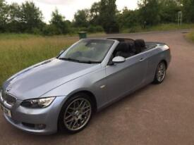 2009 BMW 325i Ci SE CONVERTIBLE AWESOME LOOKER DRIVES SPOT ON FULL MOT HISTORY
