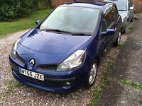 Renault Clio Dynamique 1.4 16v 2005