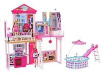 Complete barbie home set