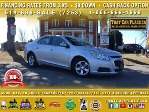 2016 Chevrolet MALIBU LIMITED Limited LT-$67/Wk-CleanCarproof-Wi