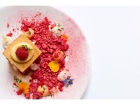 Pastry Chef, Terre a Terre.