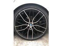 M performance style alloys