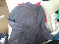Mens Grey Shirt Size Small / Medium