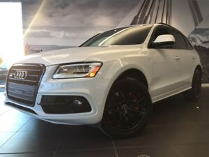 2017 Audi SQ5 TECHNIK CARBONE NAV B&O BLACK OPT