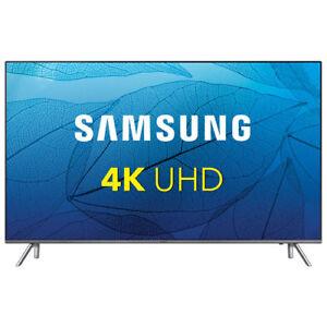 New Samsung 82 inch 4K UHD HDR LED smart tv Model: UN82MU8000