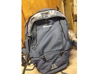 Karrimor backpack, green
