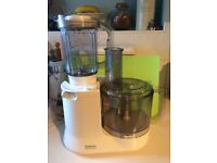 Kenwood Food Processor & attachments