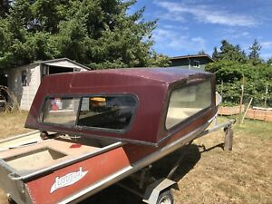 Truck canopy for trade or sale