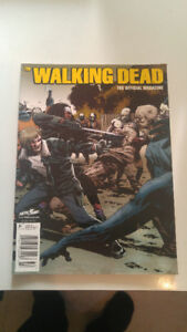 FOR SALE - The Walking Dead Magazine Issue 4