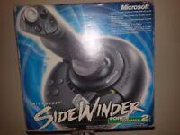 Microsoft Sidewinder Force Feedback 2 Joystick