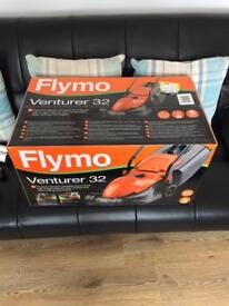 Flymo venturer 32 brand new in box