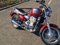 Triumph Thunderbird - LIKE NEW CONDITION
