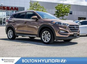 2016 Hyundai Tucson Premium 2.0L AWD|Bluetooth|Camera|Heated Sea