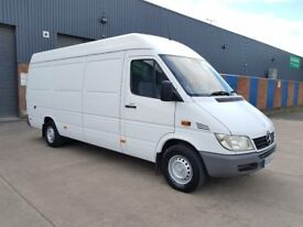 2005 MERCEDES SPRINTER 311CDI LWB 1 OWNER SERVICE HISTORY EXCEPTIONAL CONDITION LIKE NEW INSIDE OUT