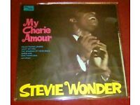 STEVIE WONDER: MY CHERIE AMOUR