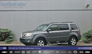 2010 Honda Pilot EX-L SUNROOF|LEATHER|REAR CAM