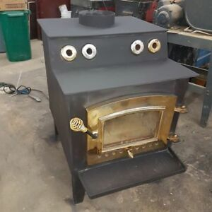 Air Tight woodstove