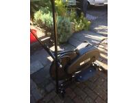 Pro fitness cross trainer sold subject to collection