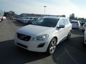 2012 Volvo XC60 T6 | Leather | Backup Cam | Pano Sunroof
