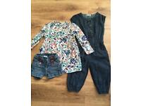 Girls clothes age 1.5-2 years